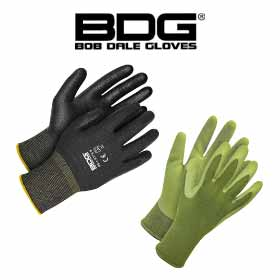 Bob Dale Gloves Products
