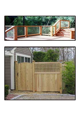 Fencing Products Sample Image