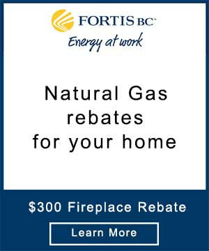 Fortis BC Gas Fireplace Rebate Medium