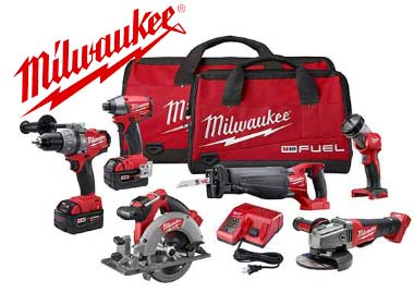 Milwaukee Tools Products