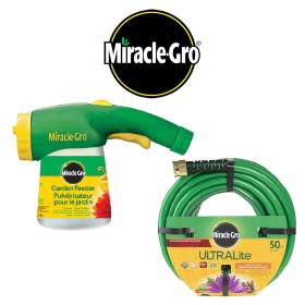 Miracle Gro Gardening Products