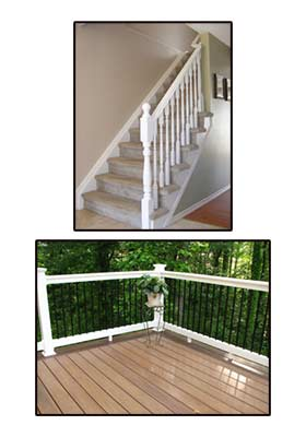 Railings and Spindles Products Sample Image