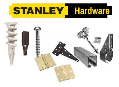 Stanley Hardware Products