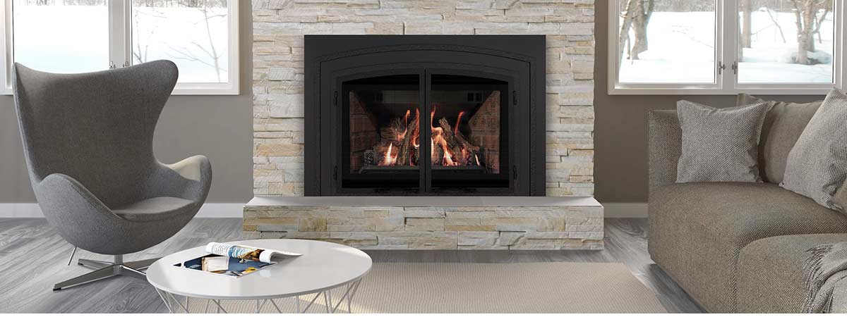 Archgard Gas Fireplace