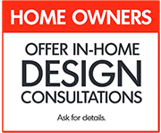 Home Building Centre in-Home Consulations Logo