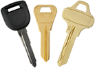 Car Key - House Key - Business Office Key