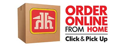 Order Online with Home Hardware
