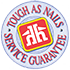 Home Building Centre - Tough As Nails Logo Smaller Size