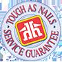 Home Building Centre - Tough As Nails Logo Small Size