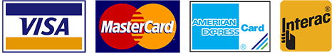 Major Payment Cards