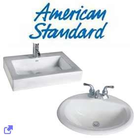 Amercian Standard Bath Sinks