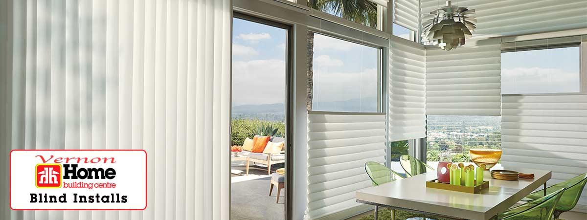 Vernon Home Building Centre - Blind Installs Slider Image