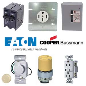 Eaton Cooper Bussman Electric Products