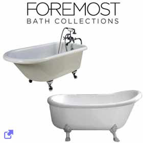 Foremost Bath Tubs Home Building Centre Salmon Arm Bc