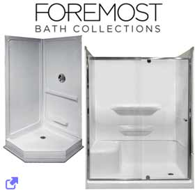 Foremost Shower Stalls