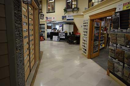 Home Building Centre Custom Door Window Showroom 2