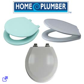 Home Plumber Toilet Seats Home Building Centre Salmon