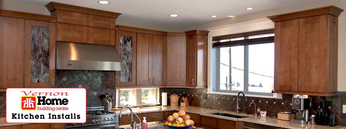 Vernon Home Building Centre - Kitchen Installs Slider Image