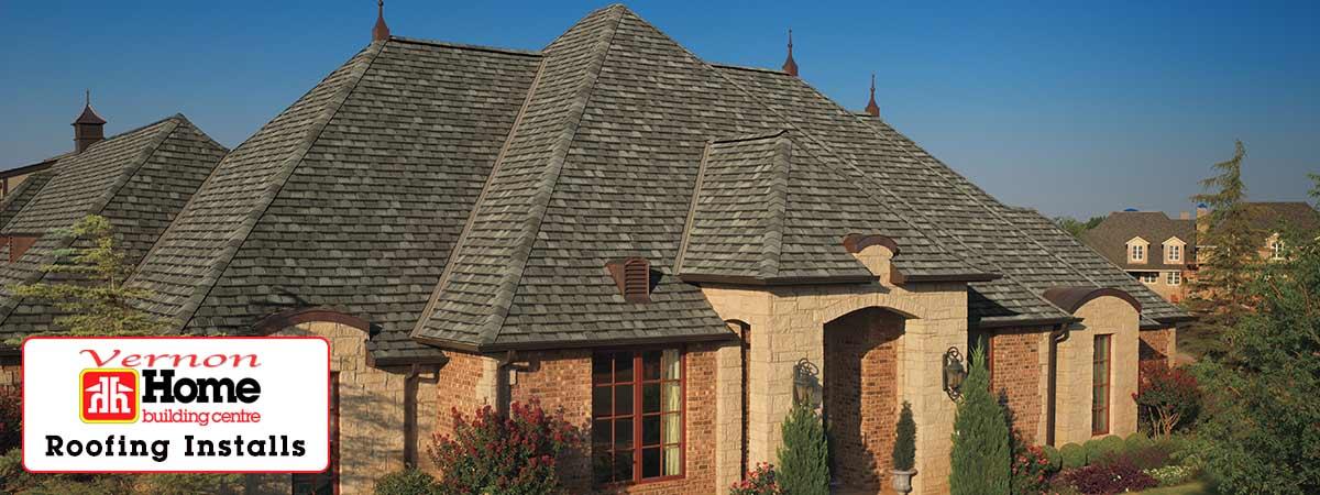 Vernon Home Building Centre - Roofing Installs Slider Image