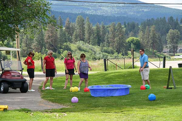 Hospice - Home Building Centre Community Golf-Kiddy Pool