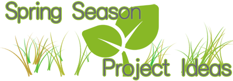 Spring Season Project Ideas Banner
