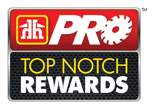 Pro Top Notch Reward Logo