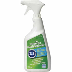 The Ultimate Mold Eliminator Cleaner