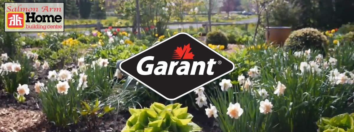 Gardening Supplies Garant Logo Slider