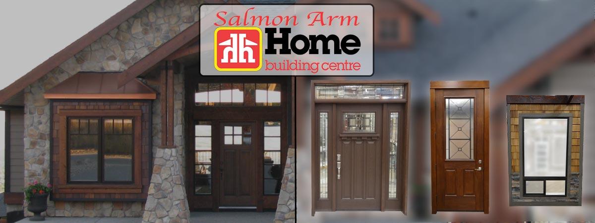 HBC Custom Door Window Header Image