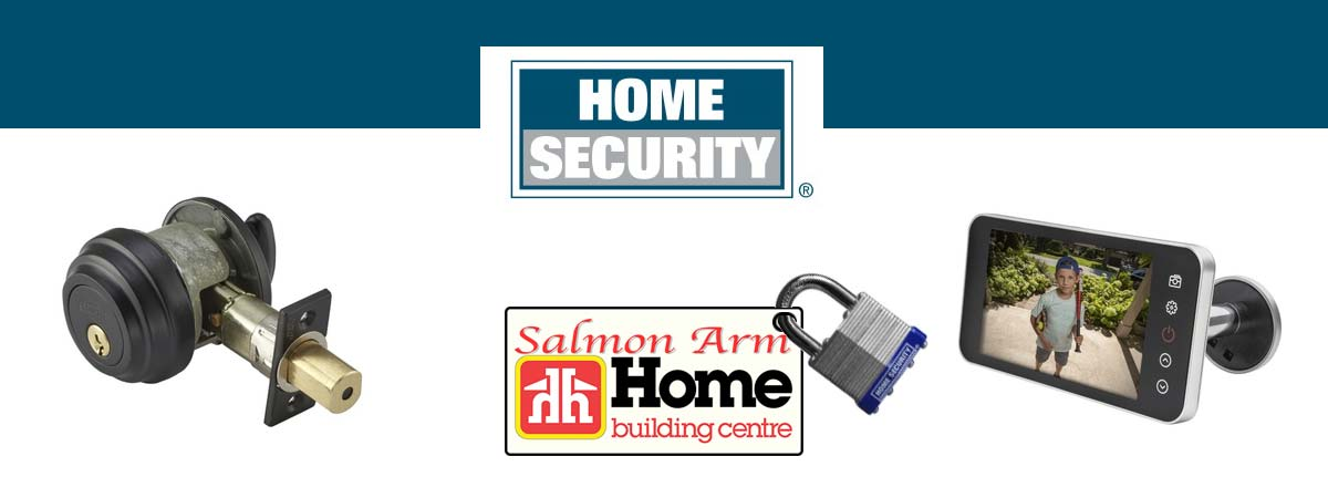 HBC Salmon Arm Home Security Banner