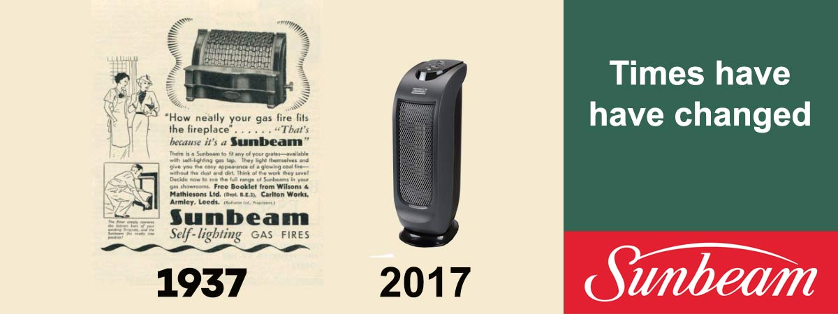 HBC Salmon Arm Sunbeam Vintage Heating Product Banner