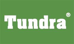 Tundra Logo Green & White