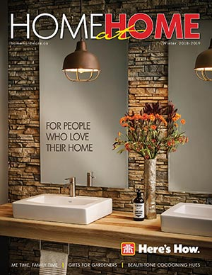 Home at Home Catalogue Winter 2019
