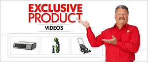Exclusive Product Video Promo Image