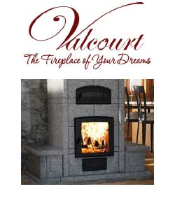 Valcourt Gas Fireplace