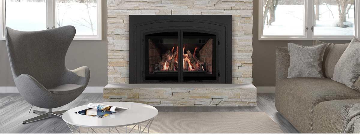 Archgard Gas Fireplace