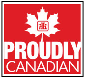 Home Building Centre Proudly Canadian Logo