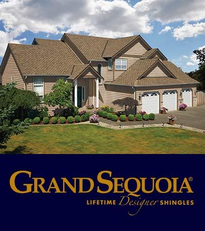 GAF Grand Sequoia Cedar Roof Shingles Home