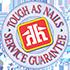 Home Building Centre - Tough As Nails Logo Smaller Size