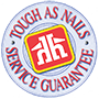 Home Building Centre - Tough As Nails Logo Small Size