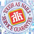 Home Building Centre - Tough As Nails Logo