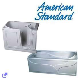 American Standard Bath Tubs