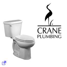 Crane Toilet