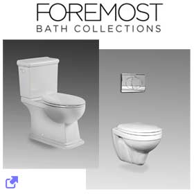 Foremost Toilets