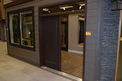 Home Building Centre Custom Door Window Showroom 1