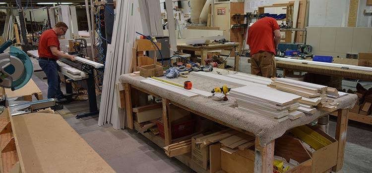 Home Building Centre Custom Door Window Workshop Slider 4