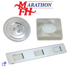 Marathon Fasteners Bath Lighting