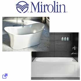 Mirolin Bath Tubs