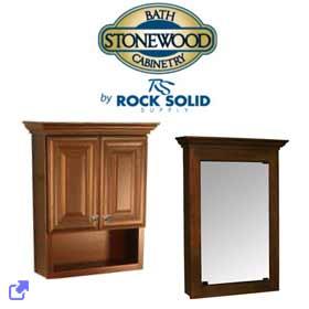 Rock Solid Medicine Cabinets
