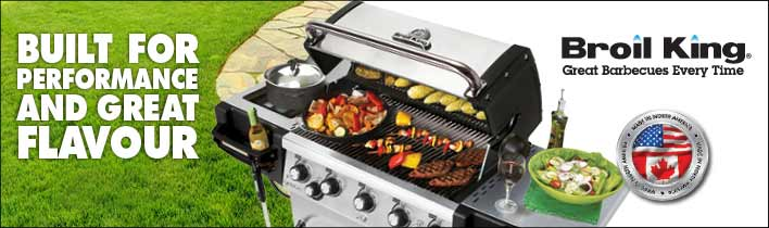 Broil King BBQ Banner